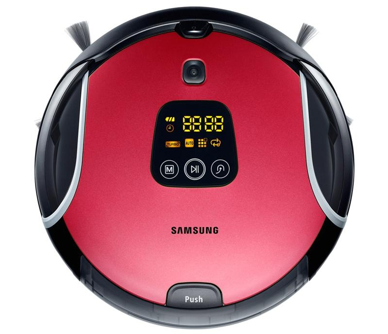 Samsung SR89Navibot - Robot aspirador: : Hogar
