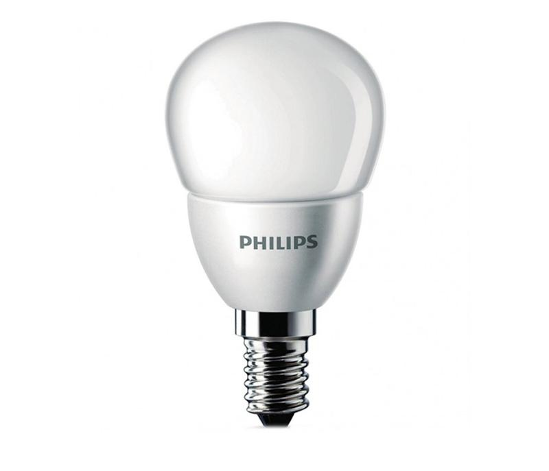 Bombilla led philips e14 4w equivale 30w 330lm luz for Luz blanca o calida