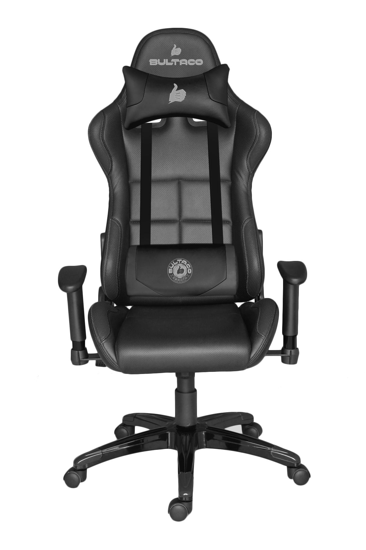 Bultaco gaming division negro silla gaming for Precio de silla gamer