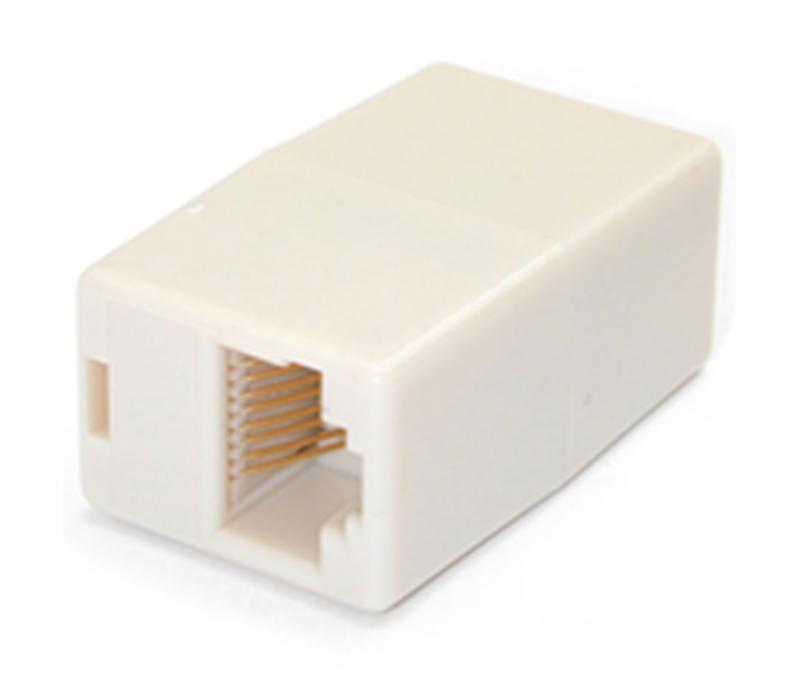 Caja De Empalme Acoplador Cable Cat5 Ethernet Utp 2x
