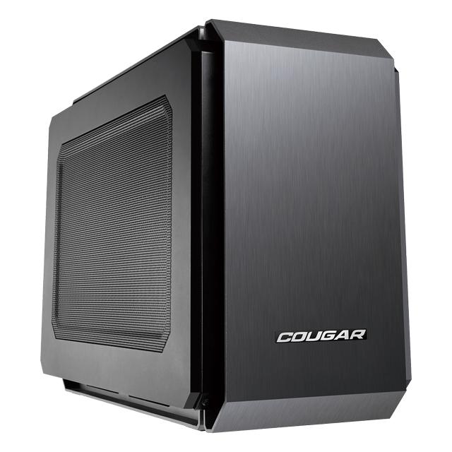 CoolPC Gamer Mini - i5-7600 / GeForce GTX 1060 6Gb / 8GB DDR4 / SSD 120Gb + 1Tb HDD / B150