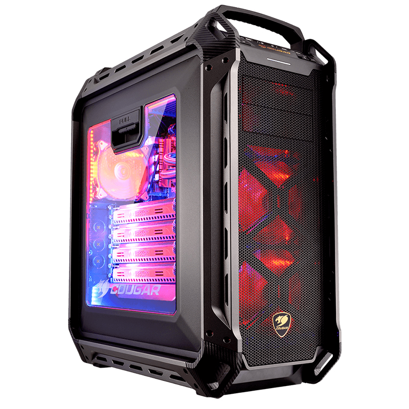 CoolPC Gamer VIII - i7 7700K / GeForce GTX 1080 Ti 11Gb / 16Gb DDR4 / 240Gb SSD + 1Tb HDD / Z270