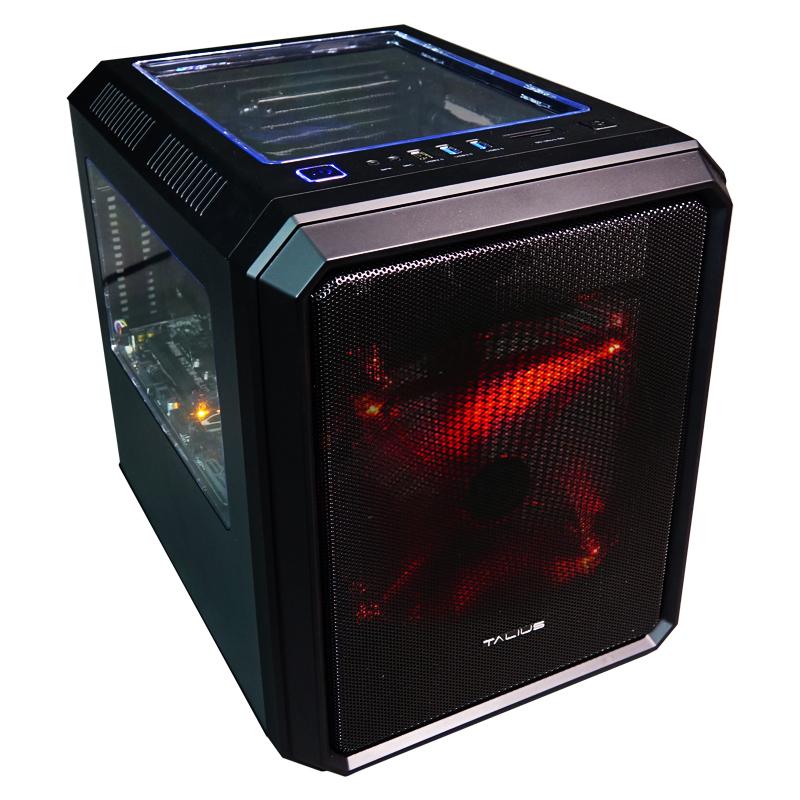 CoolPC Gamer XI - i7 7700 / GeForce GTX 1060 6Gb / 8GB DDR4 / SSD 120Gb + 1Tb HDD / H270