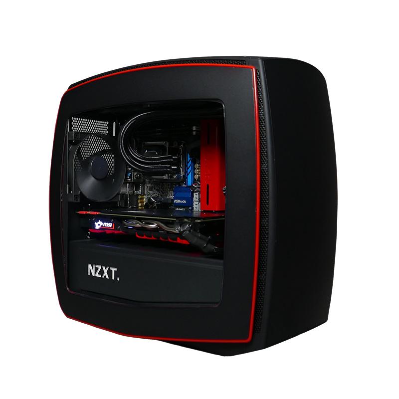 CoolPC Gamer XVIII Mini - i7 6900K / GTX 1080 Ti 11Gb / 32GB DDR4 / SSD M.2 480Gb + 3Tb HD / X
