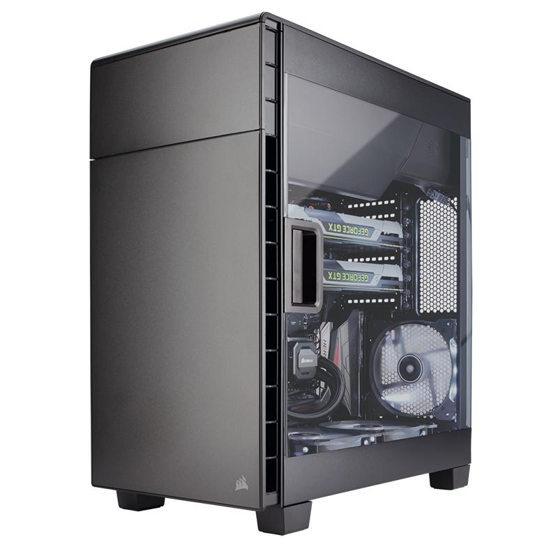 CoolPC Workart VIII - Dual Xeon E5-2670 V3 / 4 x 1080 Ti 11Gb / 128GB DDR4 / SSD 2400Gb + 16Tb HDD