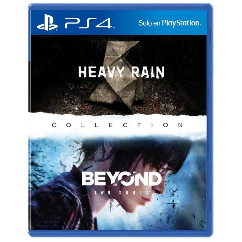 Resultado de imagen de imagenes de Videojuego Heavy rain + Beyond para PlayStation 4