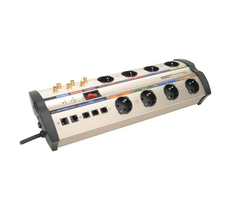 Regleta Corriente Video Monster Cable Clean Power Stage