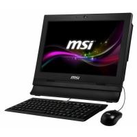AIO MSI AP1622-055 C1037 - 1.8GHz / 4GB / 320GB / Intel HD Graphics - 15.6
