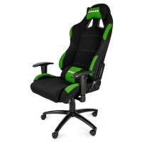 Akracing AK-7012  Negra/Verde - Silla Gaming