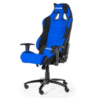 AKRacing AK-7018 Negro/Azul - Silla Gaming