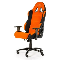 AKRacing AK-7018 Negro/Naranja - Silla Gaming