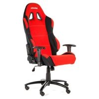 AKRacing AK-7018 Negro/Rojo - Silla Gaming
