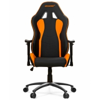 AKRacing Nitro Negro/Naranja - Silla Gaming