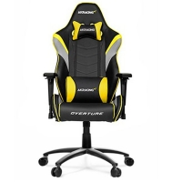 AKRacing Overture Amarillo - Silla Gaming