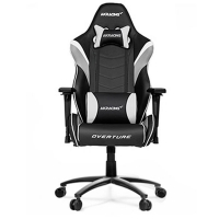 AKRacing Overture Blanco - Silla Gaming