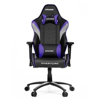 AKRacing Overture Morado - Silla Gaming