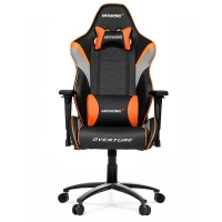 AKRacing Overture Naranja - Silla Gaming