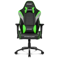 AKRacing Overture Verde - Silla Gaming