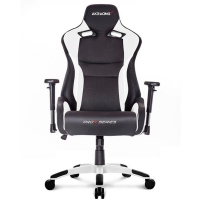 AKRacing ProX Gaming Blanco - Silla Gaming