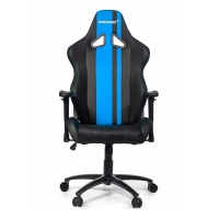 AKRacing Rush Gaming Negro/Azul - Silla Gaming