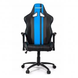 AKRacing Rush Gaming Negro/Azul - Silla