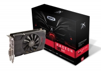 AMD XFX Radeon RX 460 Single Fan OC 4GB GDDR5 - Tarjeta Gráfica