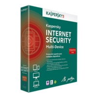 Antivirus Kaspersky Internet Security MD 2014 5L/1Año