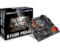 Asrock B150M Pro4V Socket 1151 - Placa Base