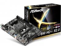 Asrock FM2A58M-HD+ R2.0 A78  Socket FM2+ - Placa Base