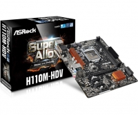 Asrock H110M-HDV Socket 1151 - Placa Base