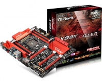 Asrock H110M-HDV Socket 2011-v3 - Placa Base