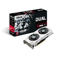 Asus AMD Radeon RX 480 Dual O8G 8GB GDDR5 - Tarjeta Gráfica