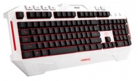 Asus Cerberus Arctic Gaming Keyboard LED - Teclado