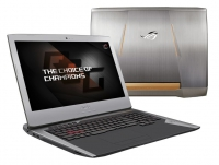 Asus G752VL-T7024T i7-6700HQ/GTX 965M/16GB/128GB SSD + 1TB/17.3