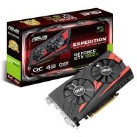 Asus GeForce<span class='trademark-category'>&reg;</span> GTX 1050 Ti Expedition O4G 4GB GDDR5 - Tarjeta Gráfica