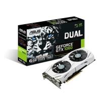 Asus GeForce<span class='trademark-category'>&reg;</span> GTX 1060 Dual 6GB GDRR5 - Tarjeta Gráfica