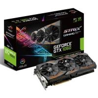 Asus GeForce GTX 1060 Rog Strix Gaming 6GB GDDR5 - Tarjeta Gráfica
