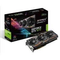 Asus GeForce<span class='trademark-category'>&reg;</span> GTX 1070 Strix OC 8GB GDDR5 - Tarjeta Gráfica