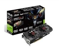 Asus GeForce GTX 970 Strix DirectCu II OC 4GB GDDR5 - Tarjeta Gráfica