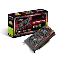 Asus GeForce<span class='trademark-category'>&reg;</span> GTX 1050 Expedition OC 2GB GDDR5 - Tarjeta Gráfica