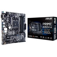 Asus Prime B350M-A Socket AM4 - Placa Base