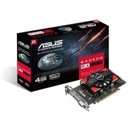 Asus Radeon RX550 4GB GDDR5 - Tarjeta Gráfica