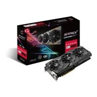 Asus ROG Strix Radeon RX 580 Gaming OC 8GB GDDR5 - Tarjeta Gráfica