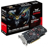 Asus Strix Radeon R7 370 DCII OC Gaming 2GB GDDR5 - Tarjeta Gráfica
