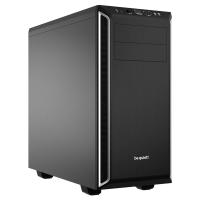Be Quiet! Pure Base 600 Plata - Caja/Torre