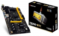 Biostar TB350-BTC BITCOIN Socket AM4 - Placa Base
