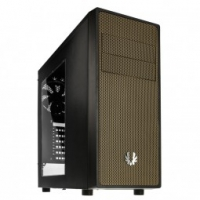 BitFenix Neos ATX Negro/ Oro Ventana - Caja/ Torre