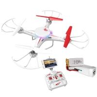 Brigmton BDRON-401 HD WiFi Blanco - Kit Drone