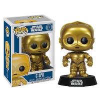C3PO Classic Funko POP 13 Star Wars - Figura
