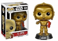 C3PO Funko POP Star Wars Episodio VII - Figura